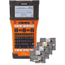 BROTHER P-Touch PT-E550W/Lettering...