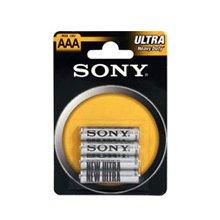 Sony R03NUB4A, Zinc-Сarbon, 1.5 V, AAA / R03