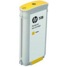 Тонер HP 728 130-ml жёлтый DesignJet чернила...