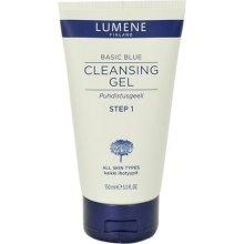LUMENE Basic Blue Cleansing Gel Step 1...