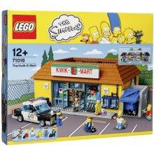 LEGO Kwik-E-Mart, Simpsons