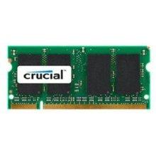 Оперативная память Crucial 2GB DDR2 PC667...