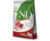 Farmina N&D Dog Mini - chicken & pomegranate...