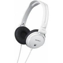 Sony MDR-V150 Head-band, белый