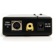 StarTech.com VID2VGATV2, Black, 115.00...