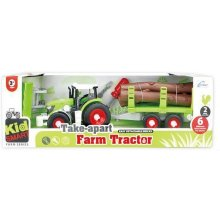 Askato Import Tractor koos trailer for...