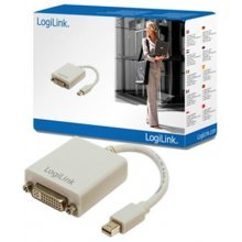 LogiLink adapter Mini DisplayPort ->...