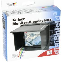 KAISER digiShield Monitor Glare Shield 7,6...