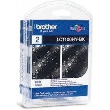 Tooner BROTHER LC-1100HYBKBP2DR, Black...