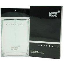 Montblanc Presence 75ml - Eau de Toilette...