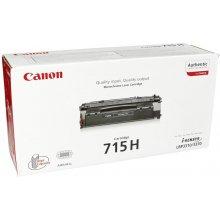 Тонер Canon TONER чёрный 7K 715H/1976B002