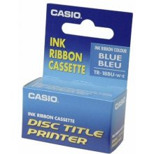 Tooner Casio TR-18 BU blue Ink Ribbon...