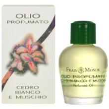 Frais Monde белый Cedar и Musk масляные...