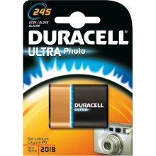 DURACELL Batterie Ultra фото литий 245...