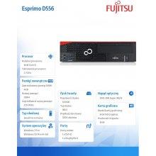 Fujitsu Siemens Esprimo D556 W10P/7 i5-6400...