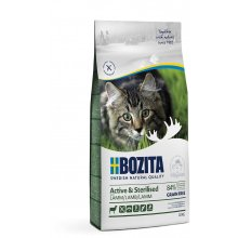 Bozita Active & Sterilised Grain Free Lamb...