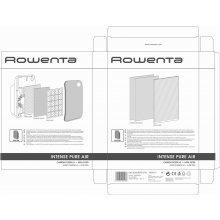 ROWENTA XD 6040 Filterset für Luftreiniger...