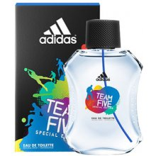 Adidas Team Five, EDT 100ml, tualettvesi...