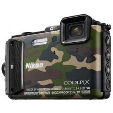 Фотоаппарат NIKON COOLPIX AW130 Outdoor Kit...