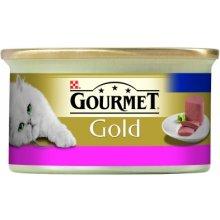 Gourmet Gold kassikonserv, pasteet...