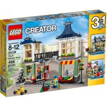 LEGO Creator Toy Store ja fruit
