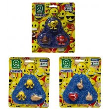 Tm Toys IMOJI Figurki mix, blister 3pak