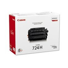 Тонер Canon CRG-724H, LBP6750dn, black, Red...