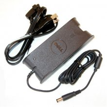 DELL AC Adapter 90W, 90 W, Black