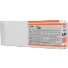 Tooner Epson tint cartridge oranž T 636 700...