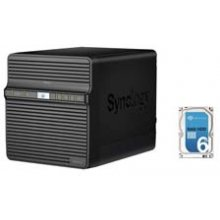 SYNOLOGY DS416J 2BAY 24TB SEAGATE NAS