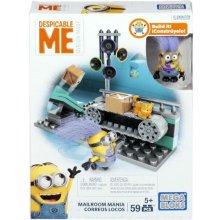 Mega Bloks Minionki Małe zestaw Mailroom