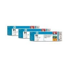 Tooner HP C9482A 91 tint Cartridge...
