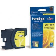 Tooner BROTHER tint LC1100Y kollane | 325pgs...