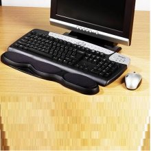 Kensington Gel Wrist Rest (Black)