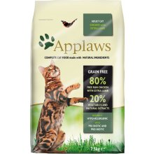 Applaws cat ADULT CHICKEN&LAMB - 0,4KG