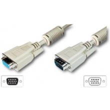 LogiLink Full HD, with ferrite core, 15pin 3...