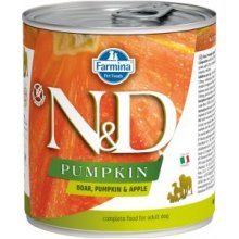 Farmina N&D PUMPKIN Boar & Apple Adult...