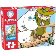 TACTIC Muminkowe duże puzzle 35el