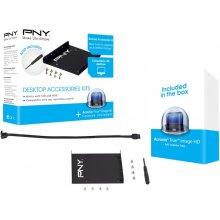 """PNY Einbaurahmen für SSDs ja HDDs 2.5"""" auf..."""