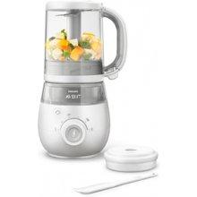 Philips 4-in-1 healthy baby food maker...