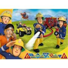 TREFL Puzzle 30 pcs - Fireman Sam, Ready to...