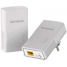 Сетевая карта NETGEAR Powerline 1000Mbps 1PT...