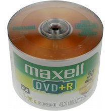 Диски Maxell диск DVD-R 4,7 16x spindle 50