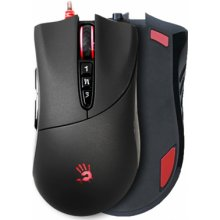 Мышь A4TECH V3M wired, чёрный, Laser gaming...