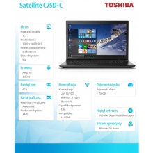 Ноутбук TOSHIBA Satellite C75D-C7232 WIN10...