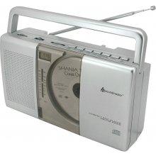 Soundmaster RCD1150, raadio + CD
