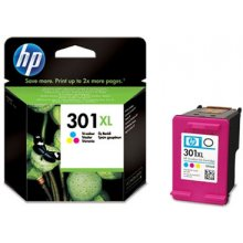 Tooner HP 301XL Tri-color tint Cartridge 301...