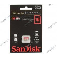 Флешка SanDisk память card 16GB Micro SDHC...