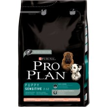 Pro Plan Medium Puppy Sensitive Skin Salmon...
