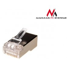 Maclean MCTV-664 100x RJ45 8P8C Modular End...